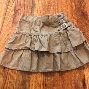Guc adorable children's place skirt